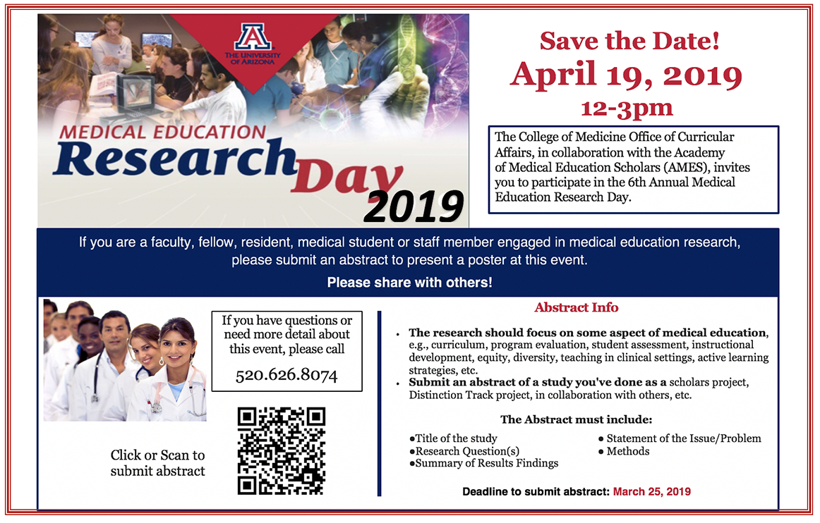 Medical Education Research Day | Otolaryngology – Head